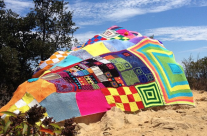 Interview with Yarnbomber Stephen Duneier