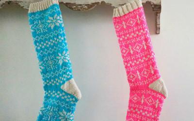 ishknits Holiday Knitting Campaign